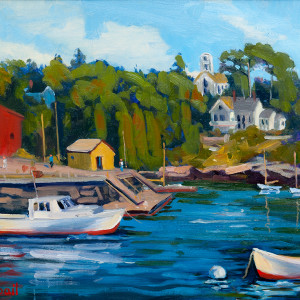 Rockport Harbor (MaIne)