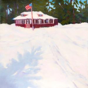 CB in Winter (Maine)
